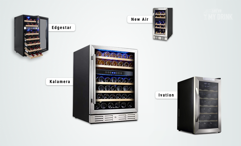 Type of wine coolers
