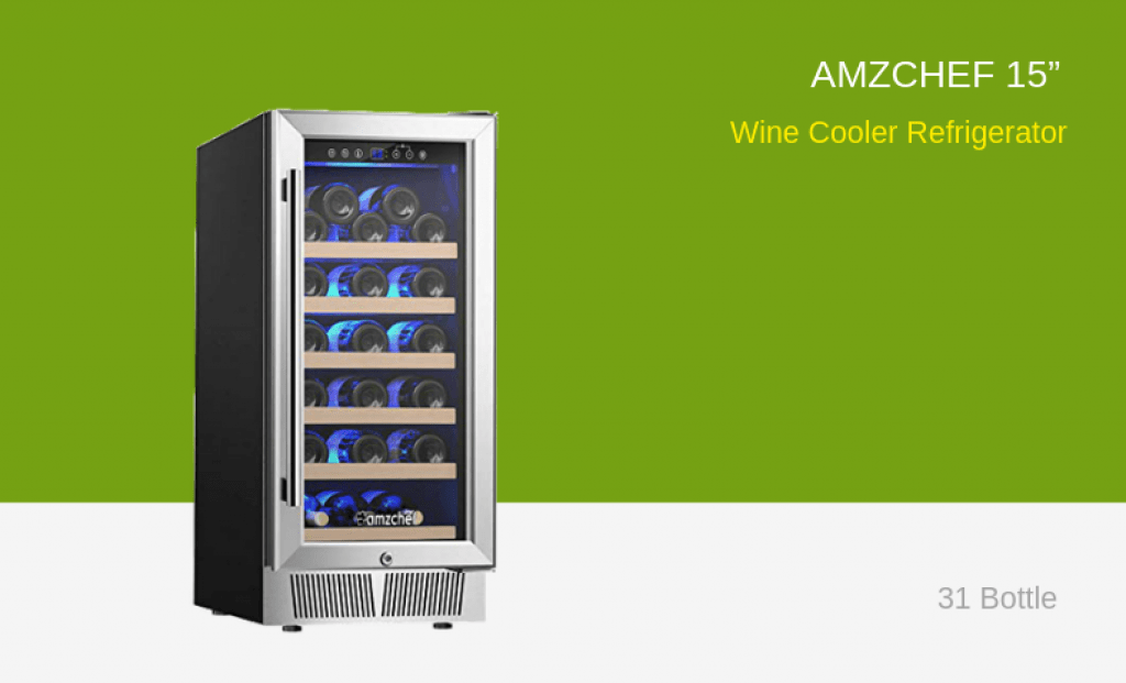 AMZCHEF WIne Cooler