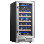 AMZCHEF wine cooler review