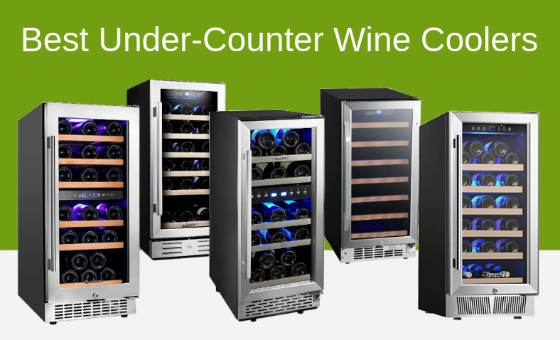 Best Under-Counter Wine Coolers