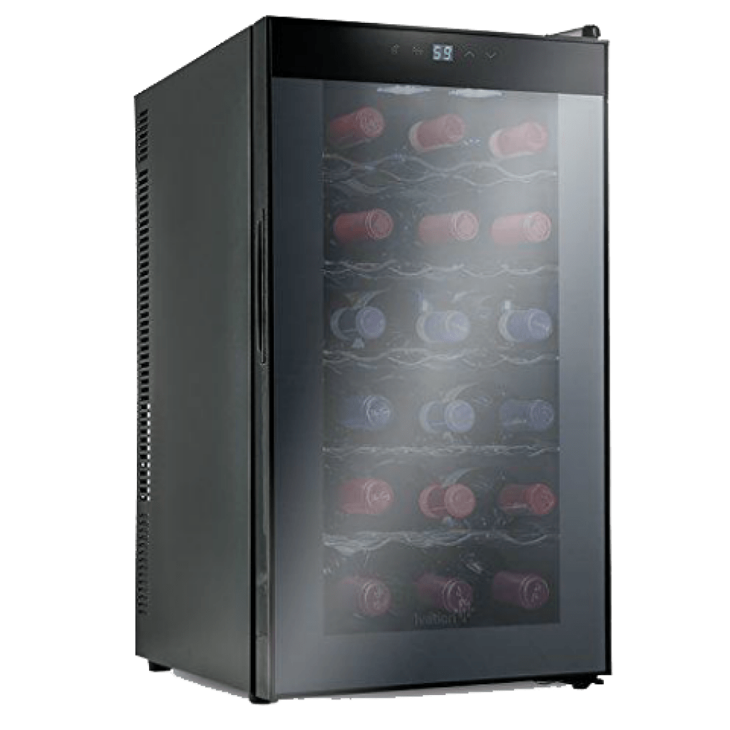 Ivation 18 wine cooler review