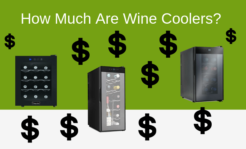 How Much Are Wine Coolers