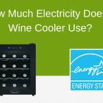 How Much Electricity Does a Wine Cooler Use