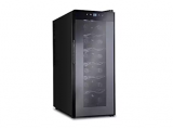 Ivation 12 Bottle Thermoelectric Cooler/Chiller Counter
